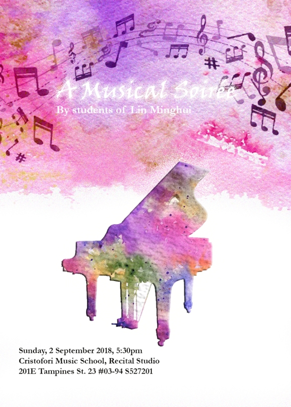 A Musical Soiree_poster